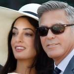 10 ملايين يورو تكلفة حفل زفاف جورج كلوني وأمل علم الدين
