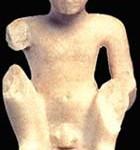 تمثال الملك بيبي الثانى