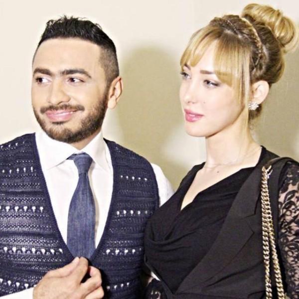 Tamer Hosni nie l'histoire de son mariage avec Bassma Boussil