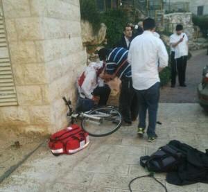 حادث مهاجمة معبد يهودي بالقدس