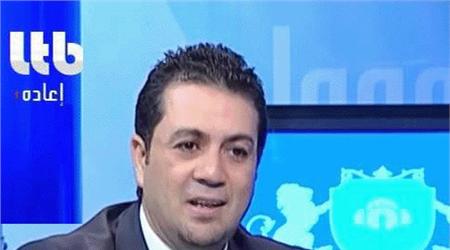 أحمد الخضري ناقد رياضى