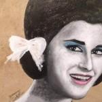السندريلا بريشة ياسمين الخطيب