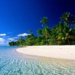 جزيرة باربادوس شمال غرب المحيط الأطلسي.