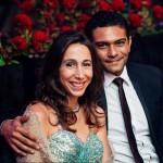 اسر ياسين و زوجته
