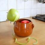 لعب الخضروات والفاكهة فى المطبخ