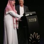 محمد التركى مع ريتشارد جير