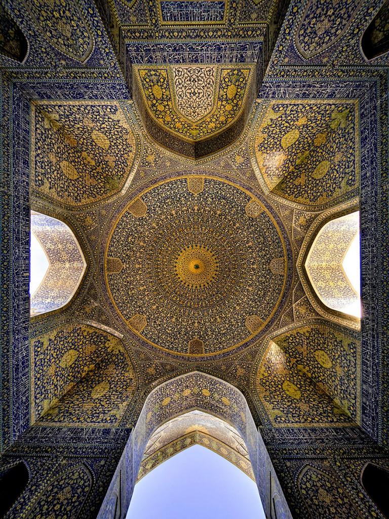 مسجد الشيخ لطف الله،