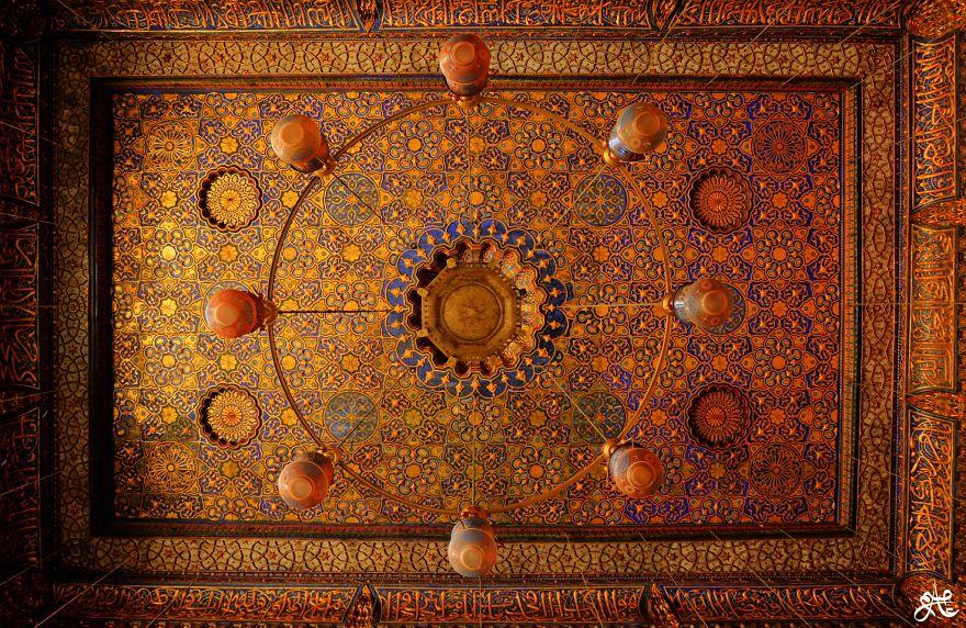 مسجد سلطان قلاوون، القاهرة، مصر