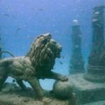 شاهد .. «نبيتون ميموريال» مقبرة أمريكية استثنائية تحت الماء تحاكي أطلانتس اليونانية