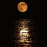 انعكاسات للقمر