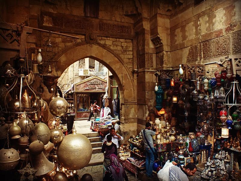 شارع المعز القاهرة