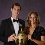 لاعب التنس البريطانى
