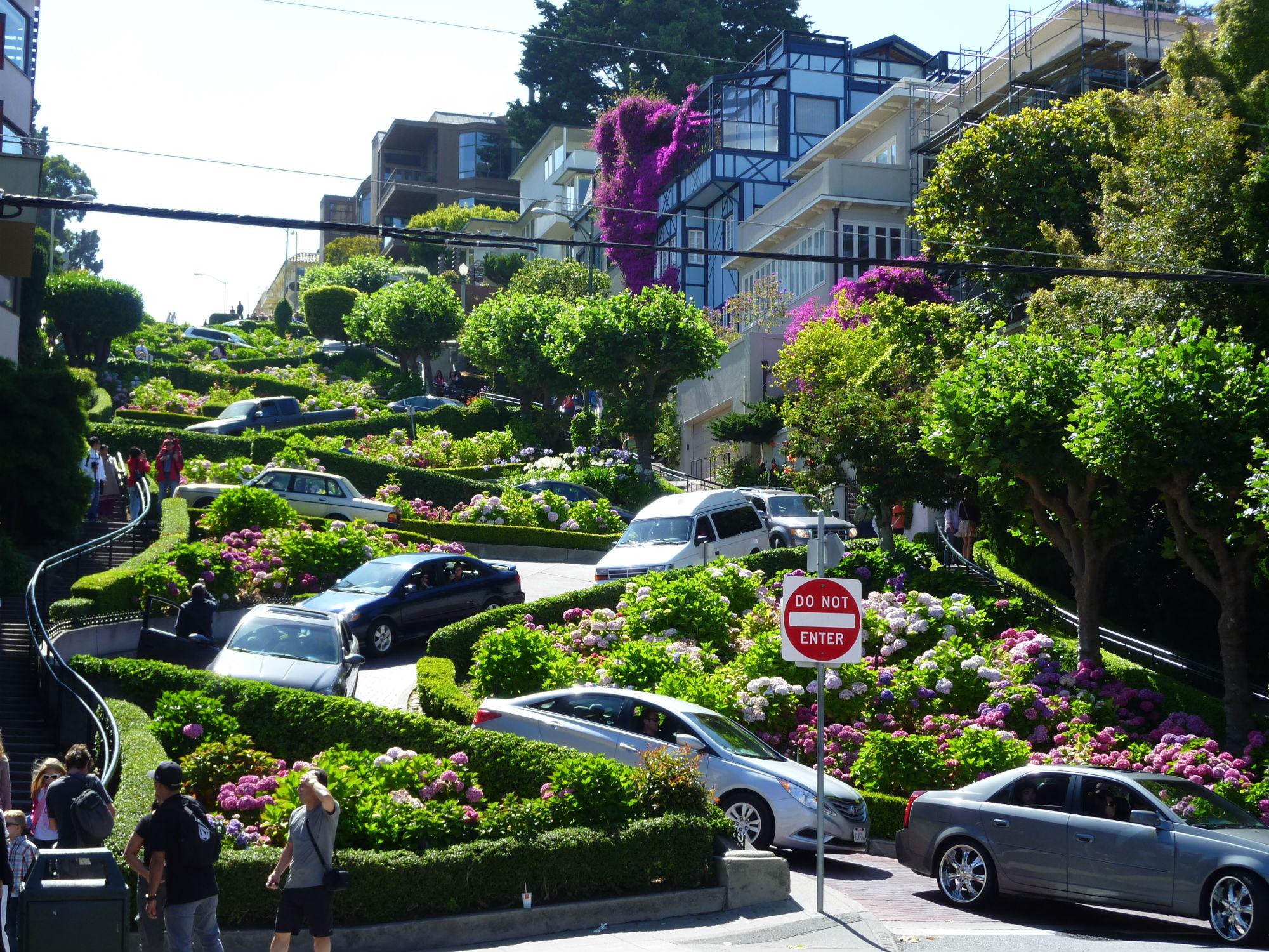 لومبارد سان فرانسيسكو