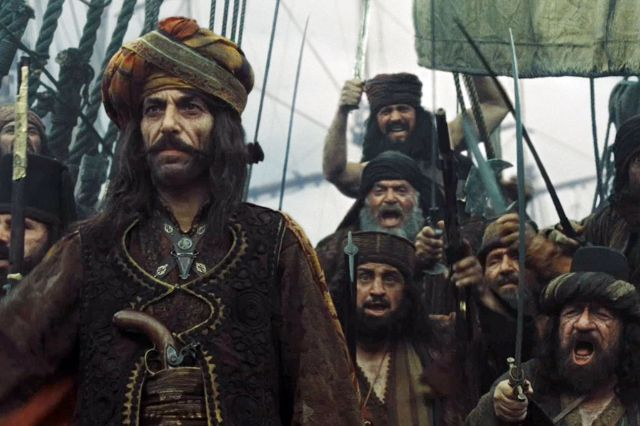 غسان مسعود في Pirates of the Caribbean 3