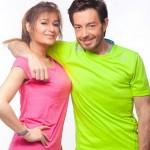 احمد زاهر و زوجته