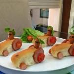 إبداع أطباق الطعام
