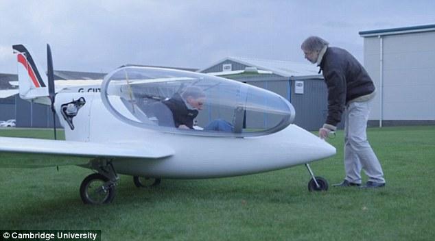 الطائرة الهجين
