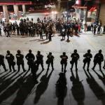 المظاهرات ضد مقتل مايكل براون