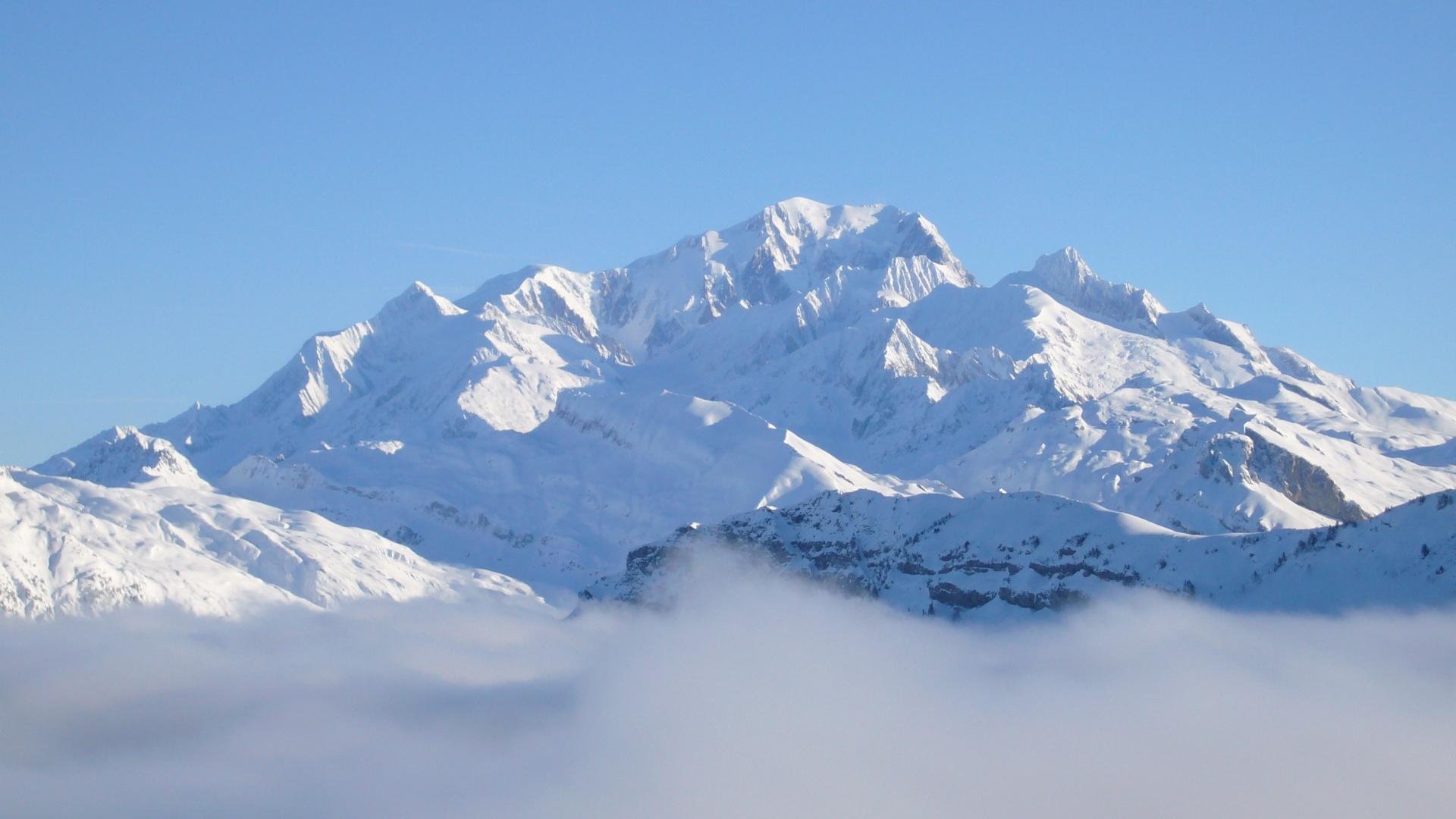 جبل مونت بلانك