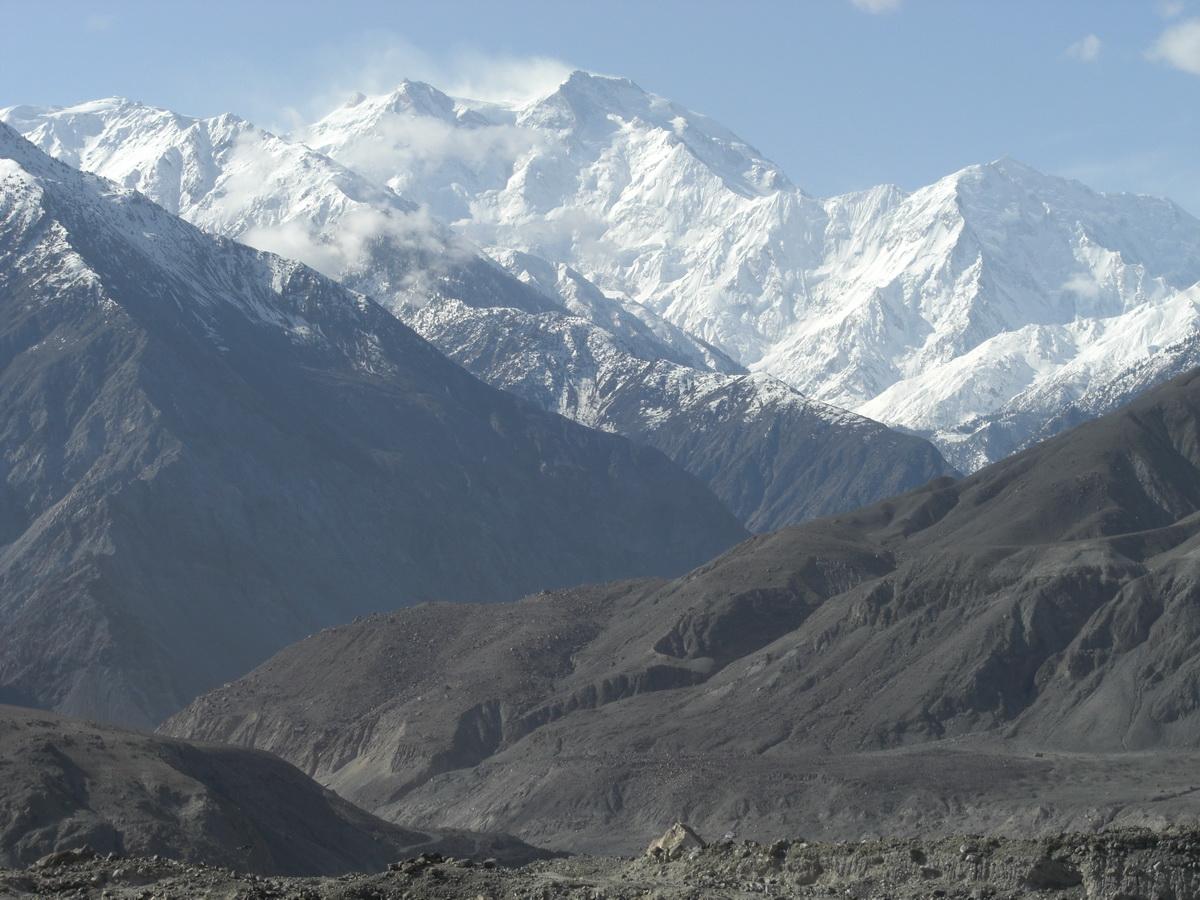 جبل نانجا باربت