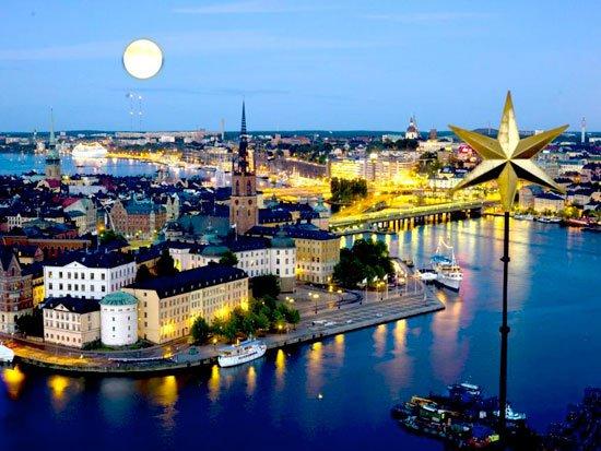 ستوكهولم - السويد