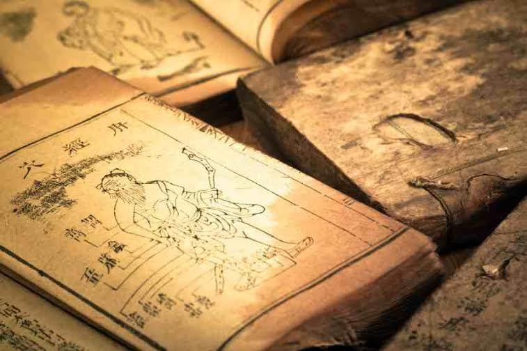 كتب الابر الصينية