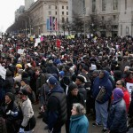 "Sharpton Leads National ""Justice For All"" March In Washington DC"