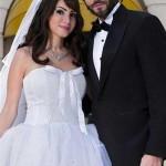 يوسف الشريف احتفل بزفافه من خلال إعادة إحياء أجواء زفافه في جلسة تصويرية
