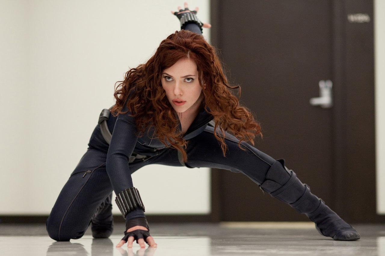 Black Widow- سكارليت جوهانسون