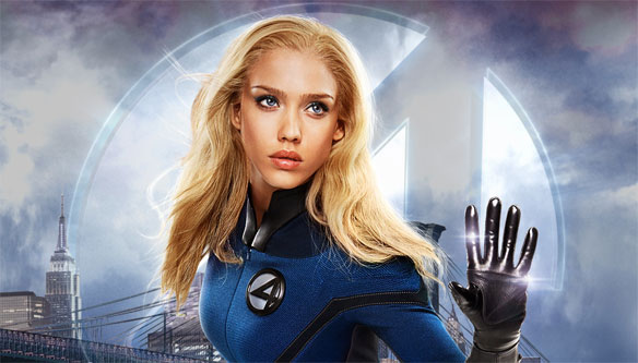 Invisible Woman – جيسيكا ألبا