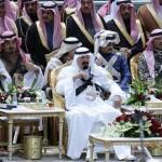 King Abdullah bin Abdul Aziz (C), Prince