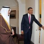 أوباما يستقبل الأمير سلمان في البيت الأبيض