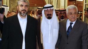 Saudi Arabia's King Abdullah bin Abdul A
