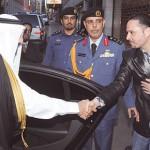 الأمير سلمان السعودية لا تبحث عن دور بل هو من يسعى وراءها