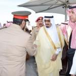 الأمير سلمان قادم إلى جدة