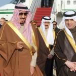 الأمير سلمان يصل الولايات المتحدة بعد اختتام زيارته إلى بريطانيا