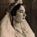 الملكة فريدة