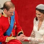 بدلة زفاف الأمير ويليام