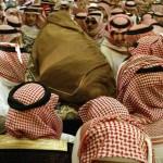 The body of King Fahd of Saudi Arabia is