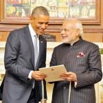 رئيس وزراء الهند وأوباما