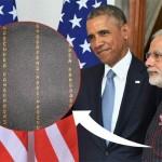 رئيس وزراء الهند وأوباما 2