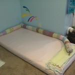 سرير مرتبه
