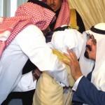 Saudi Arabia's Crown Prince Abdullah bin