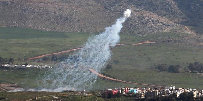 قصف متبادل بين اسرائيل و حزب الله