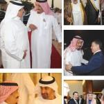 يخ صباح الأحمد في زيارة سابقة للأمير سلمان بن عبد العزيز و علاقة ود تجمع الملك عبد الله الثان