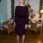 الأميرة شارلوت كاسيراغي بنفس ثوب إليسا