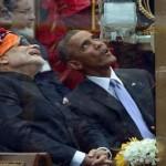 رئيس وزراء الهند مع أوباما