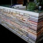 لوحات فنية من الكتب
