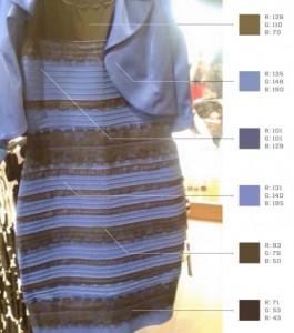 فستان الضجة