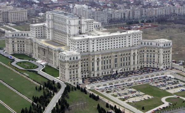 قبر البرلمان فى رومانيا